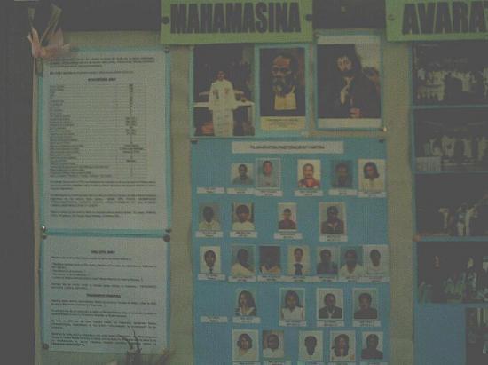 Exposition: Avaratra Mahamasina