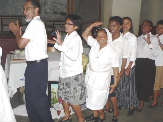 Bon Pasteur: Célébration 25e Anniversaire